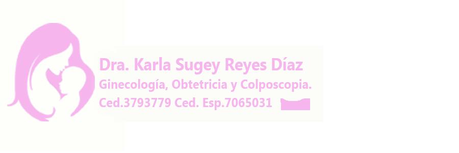 Dra. Karla Sugey Reyes Díaz